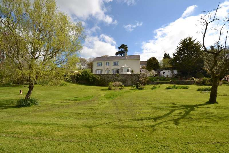 3 Bedrooms Detached House for sale in Bishops Tawton, Barnstaple