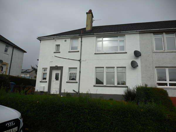 2 Bedrooms Flat for sale in 21 Betula Drive, Clydebank, G81 3SA