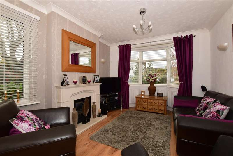 3 Bedrooms Semi Detached House for sale in Meadow Close, , Sutton, Surrey