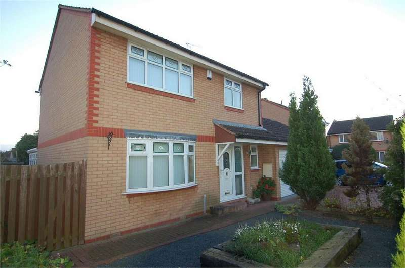 4 Bedrooms Detached House for sale in Knoll Beck Close, Goldthorpe, ROTHERHAM, South Yorkshire