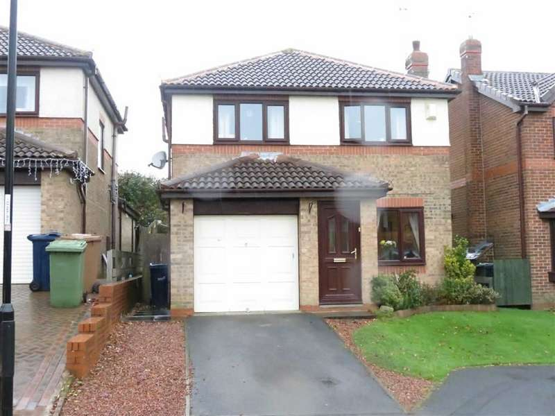 3 Bedrooms Detached House for sale in Portmarnock, Usworth, Washington