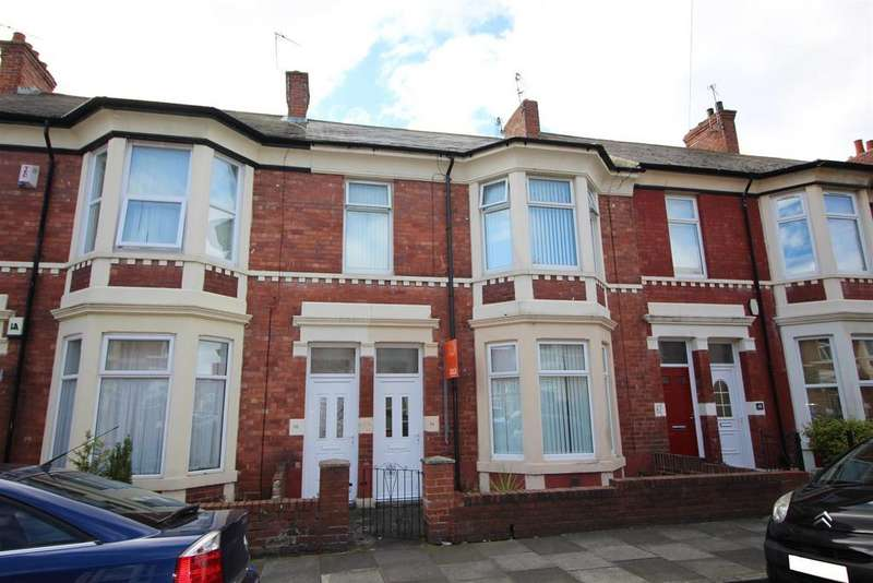 2 Bedrooms Flat for sale in Belford Terrace, North Shields