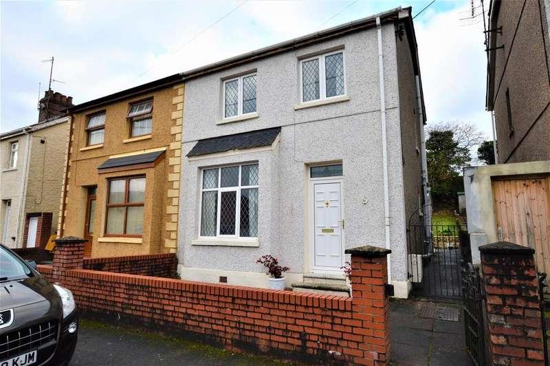 2 Bedrooms Semi Detached House for sale in Gordon Road, Llanelli