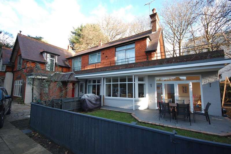 7 Bedrooms Detached House for sale in Manor Road, Bournemouth BH1