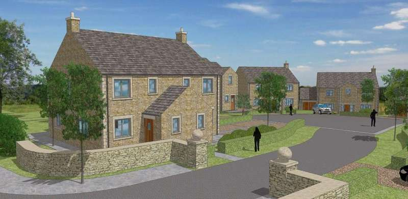 3 Bedrooms Semi Detached House for sale in PLOT 1 - The Daisy The Meadows