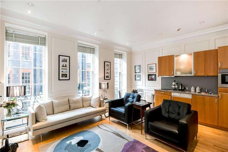 1 Bedroom Flat for sale in Craven Street, London, WC2N