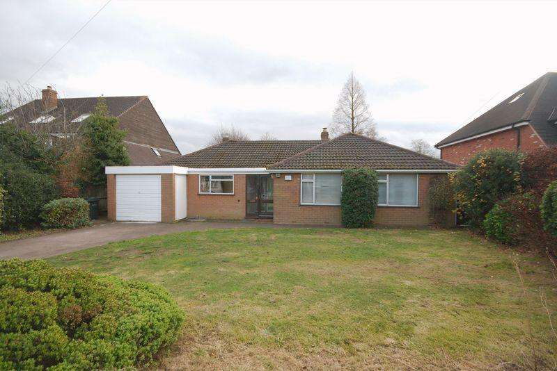 3 Bedrooms Bungalow for rent in Hillwood Road, Sutton Coldfield ** First months rent half price **