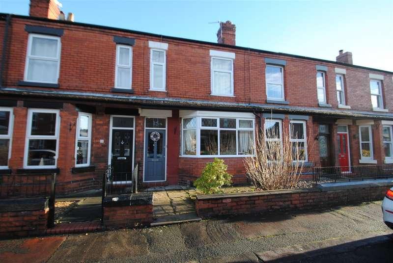 2 Bedrooms Terraced House for sale in Warburton Street, Stockton Heath, WARRINGTON, WA4
