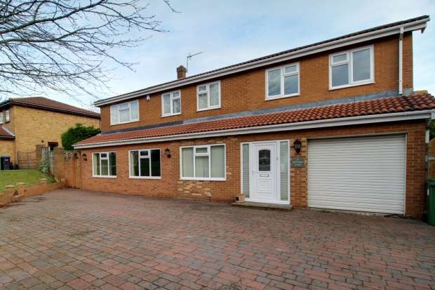 4 Bedrooms Detached House for sale in Barnard Wynd, Peterlee, Durham, SR8 1LT
