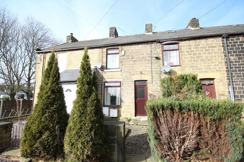 2 Bedrooms Terraced House for sale in Potter Hill Lane, High Green, Sheffield, S35