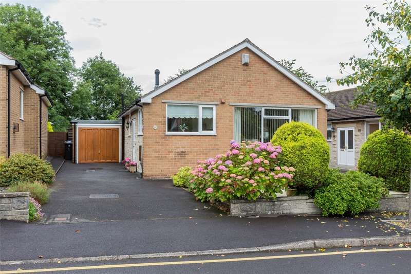 2 Bedrooms Detached Bungalow for sale in Huntley Grove, Ecclesall, Sheffield, S11