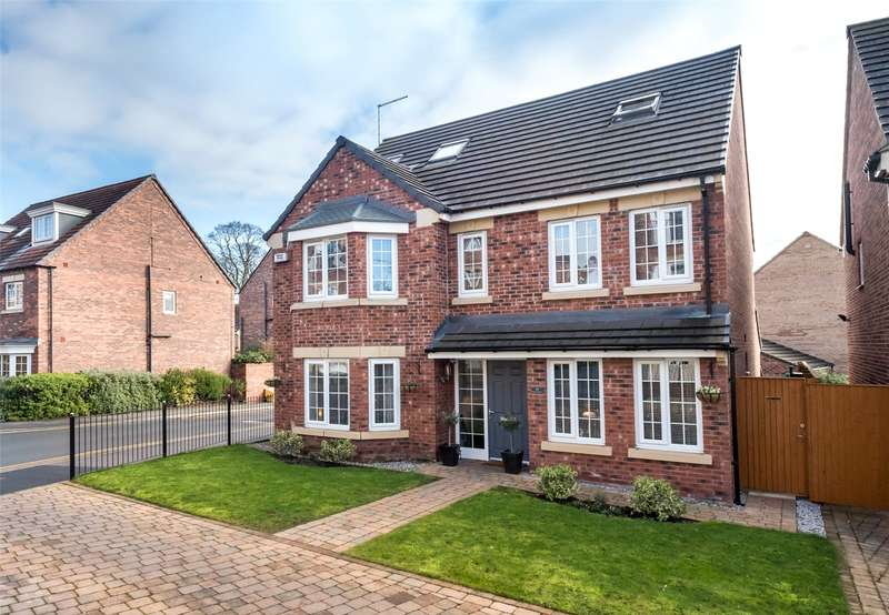 5 Bedrooms Detached House for sale in Principal Rise, Dringhouses, York, YO24