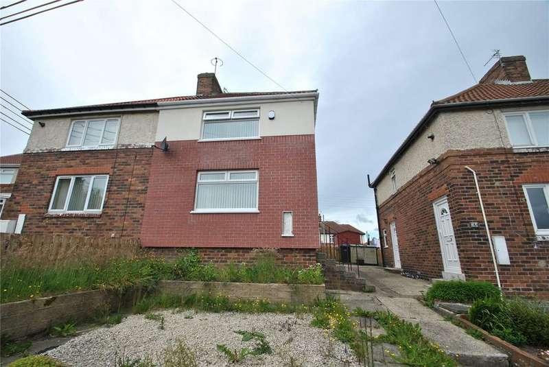 2 Bedrooms Semi Detached House for sale in Calvert Terrace, Murton, Seaham, Co. Durham, SR7