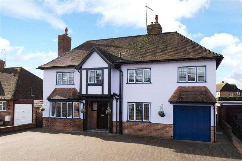 4 Bedrooms Detached House for sale in Buckingham Road, Winslow, Buckinghamshire