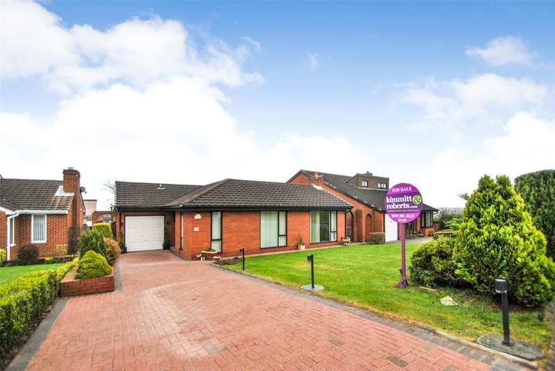3 Bedrooms Detached Bungalow for sale in Dalton Heights, Seaham, Co Durham, SR7