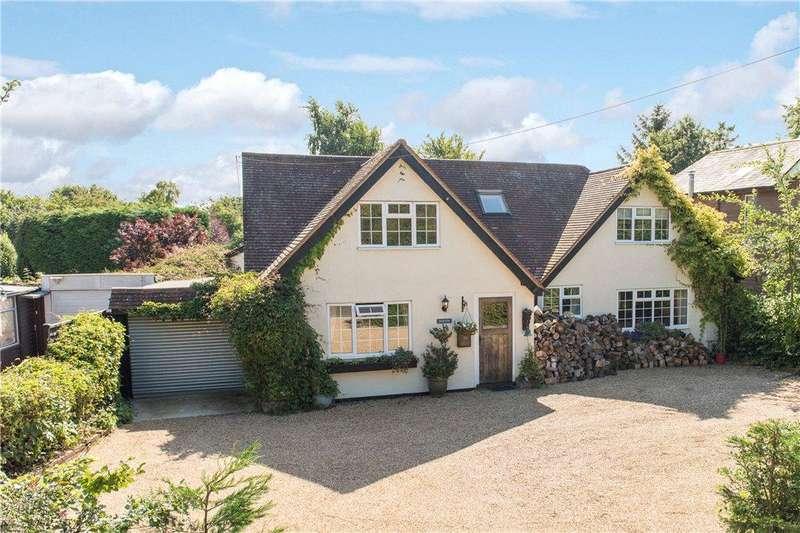 5 Bedrooms Detached House for sale in Greenlands Lane, Prestwood, Great Missenden, Buckinghamshire