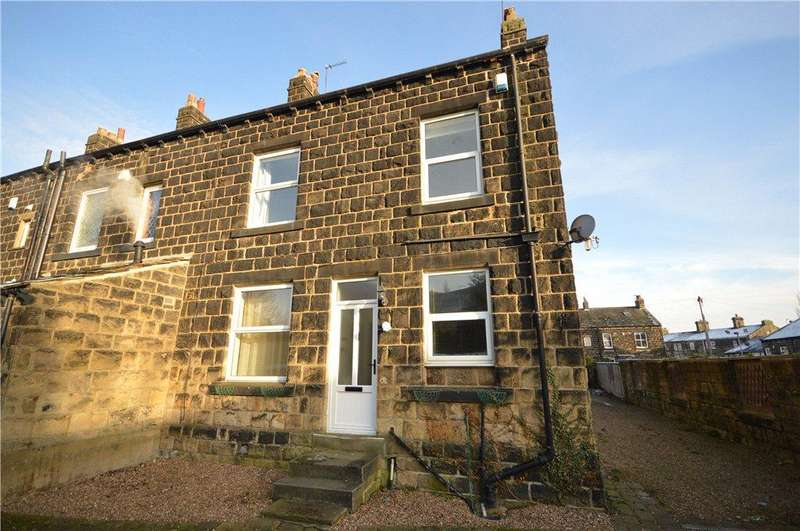 2 Bedrooms Terraced House for sale in Eldon Mount, Guiseley, Leeds, West Yorkshire