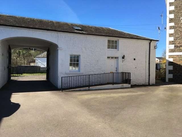 1 Bedroom Terraced House for sale in Dairy Cottage, Telford Mews, Beattock, Moffat, Dumfries and Galloway, DG10