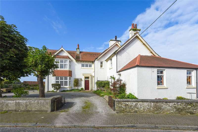 5 Bedrooms Detached House for sale in Priory Croft, 3 St. John Street, Whithorn, Newton Stewart, Dumfries and Galloway, DG8