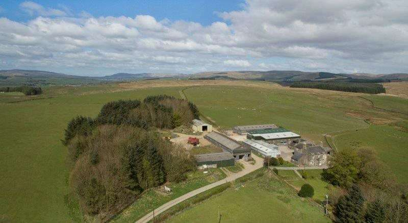 5 Bedrooms Farm Commercial for sale in Auchentaggart Farm, Sanquhar, Dumfries & Galloway, DG4