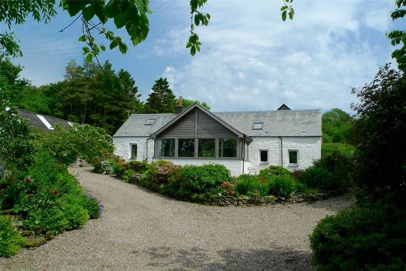3 Bedrooms Detached House for sale in Kilmaluag Cottage, Glenbarr, Campbeltown, Argyll & Bute, PA29