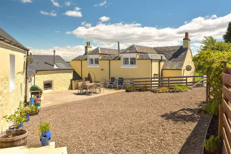 6 Bedrooms Equestrian Facility Character Property for sale in Hilton Of Duncrievie, Duncrievie, Glenfarg, Perth, Perthshire, PH2