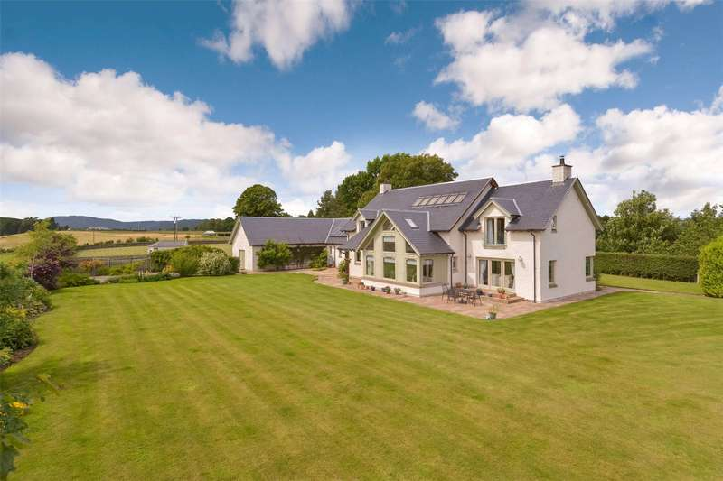 4 Bedrooms Detached House for sale in Balgreen, Stanley, Perth, Perth and Kinross, PH1