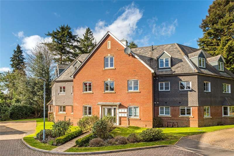 2 Bedrooms Flat for sale in Meadowlands Drive, Haslemere, Surrey, GU27