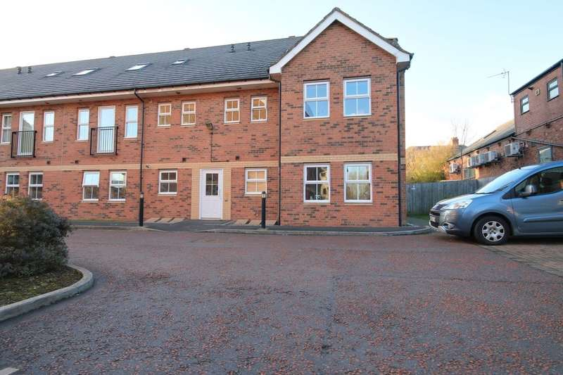 2 Bedrooms Flat for sale in Sandringham Court, Chester Le Street, DH3