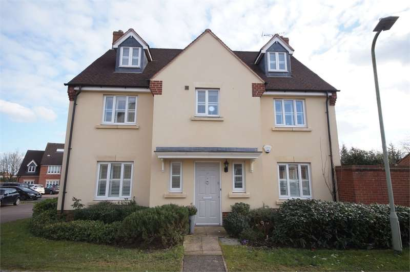 6 Bedrooms Detached House for sale in Gloucester Avenue, Shinfield, READING, Berkshire