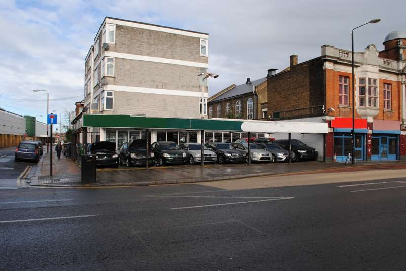 Plot Commercial for sale in Romford Road, Stratford