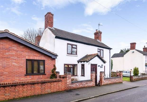 3 Bedrooms Detached House for sale in Belle Vue, Stourbridge, West Midlands