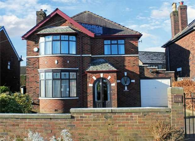 3 Bedrooms Detached House for sale in Manchester Road, Blackrod, Bolton, Lancashire