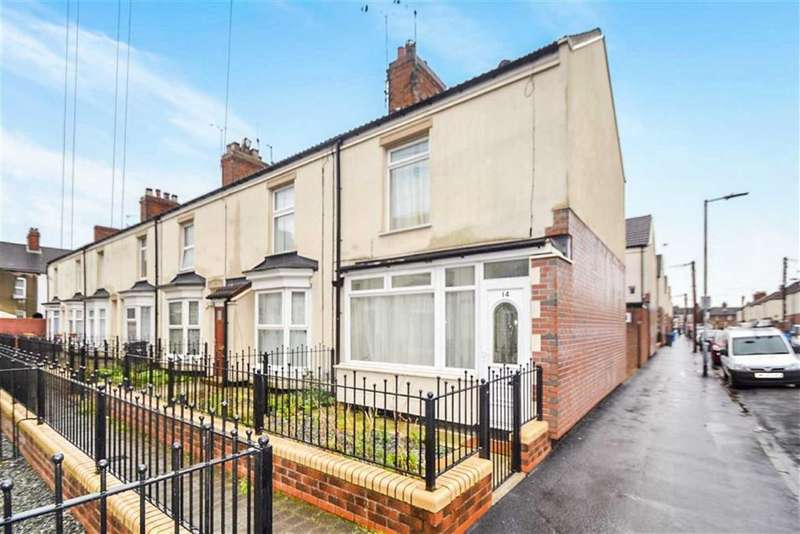 2 Bedrooms Property for sale in Mables Villas, Hull