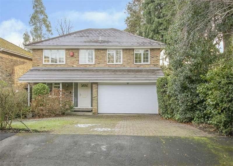 4 Bedrooms Detached House for sale in The Ridgeway, Bracknell, Berkshire