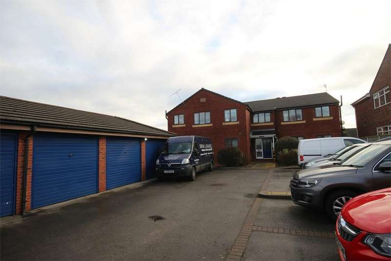2 Bedrooms Flat for sale in Fieldside Court, 21 Main Road, Broughton, Chester