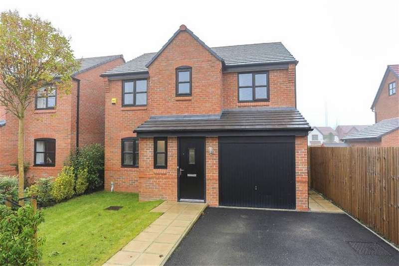 4 Bedrooms Detached House for sale in Kingston Grove, Heaton Moor