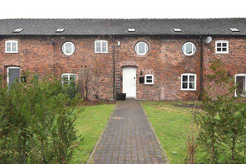 3 Bedrooms Barn Conversion Character Property for sale in Congleton Road, Sandbach