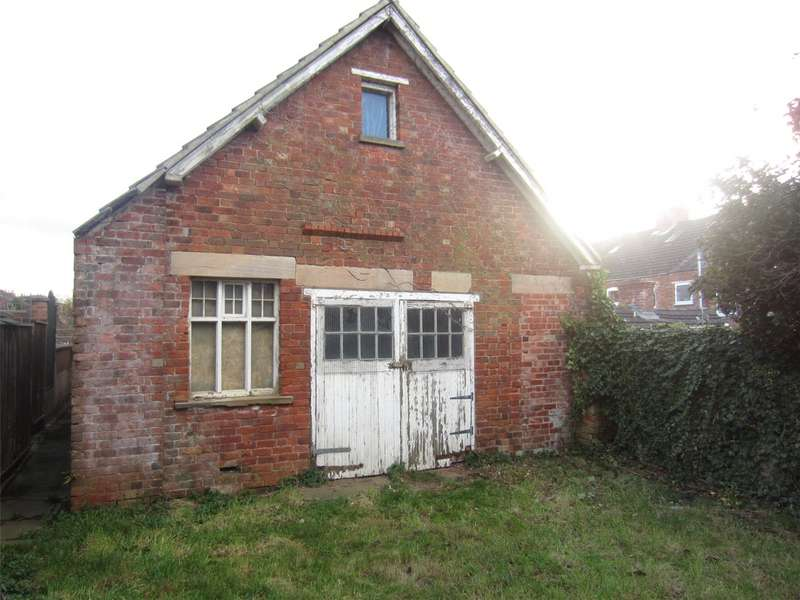 2 Bedrooms Land Commercial for sale in Cecil Street, Grantham, NG31
