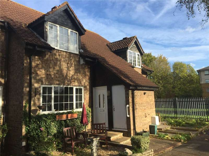 1 Bedroom House for sale in Mahon Close, Enfield, EN1