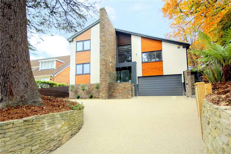 4 Bedrooms Detached House for sale in Durlston Road, Lower Parkstone, Poole, Dorset, BH14