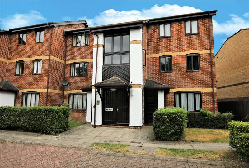 1 Bedroom Flat for rent in Pennyroyal Court, Reading, Berkshire, RG1