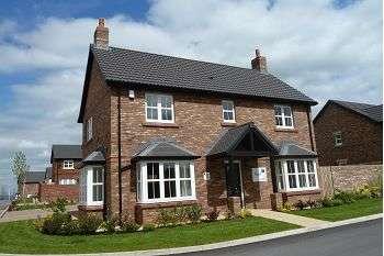 4 Bedrooms Detached House for rent in Charlton Way, Crindledyke Farm, Kingstown, Carlisle, CA6 4EU