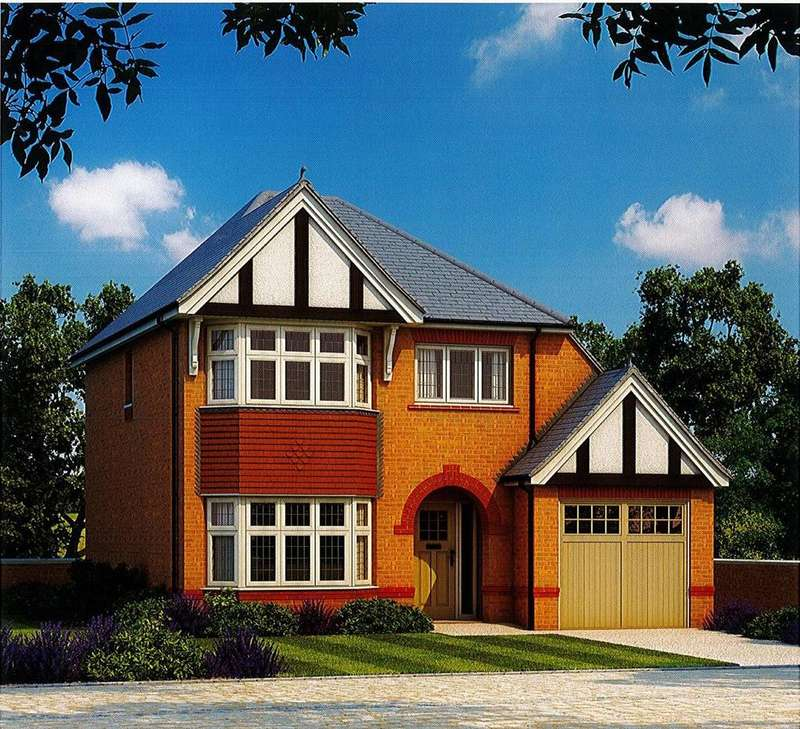 3 Bedrooms Detached House for sale in Park View, Bassaleg, Newport