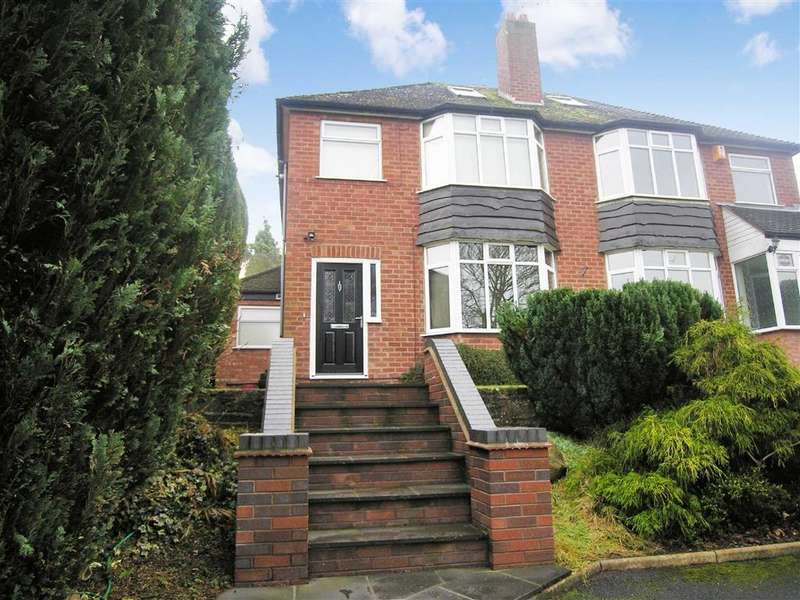 3 Bedrooms Semi Detached House for rent in Wolverhampton Road, Kidderminster, Worcestershire