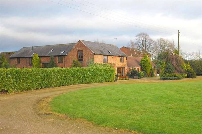 6 Bedrooms Barn Conversion Character Property for sale in Coventry Road, Cawston, RUGBY, Warwickshire