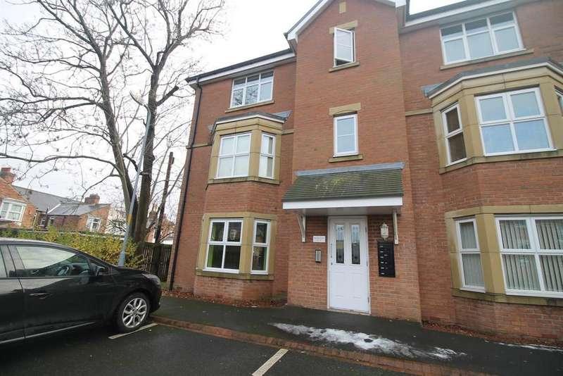2 Bedrooms Flat for sale in Dorman Gardens, Middlesbrough