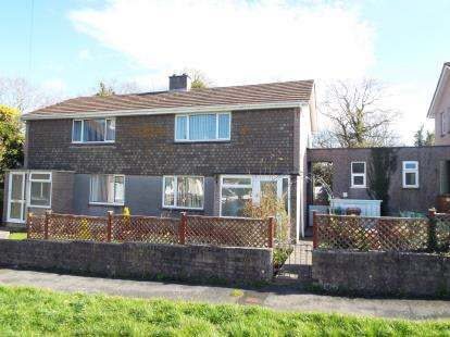 2 Bedrooms Semi Detached House for sale in Plymstock, Plymouth, Devon