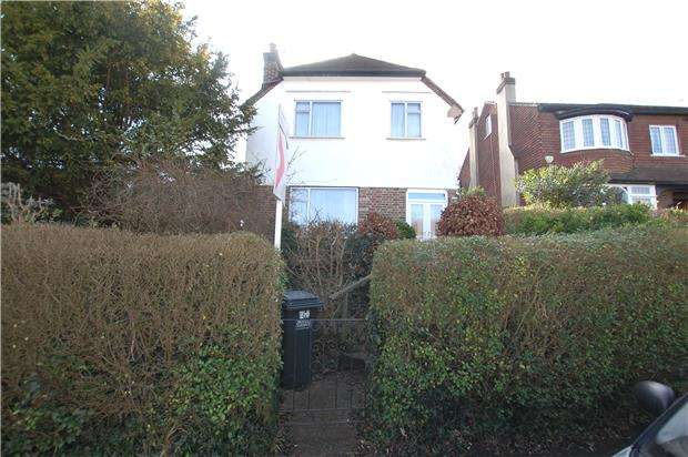 3 Bedrooms Detached House for sale in Olden Lane, PURLEY, Surrey, CR8 2EH