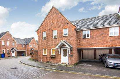4 Bedrooms House for sale in Chafford Hundred, Grays, Essex